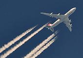 June 2020 Aircraft overflights