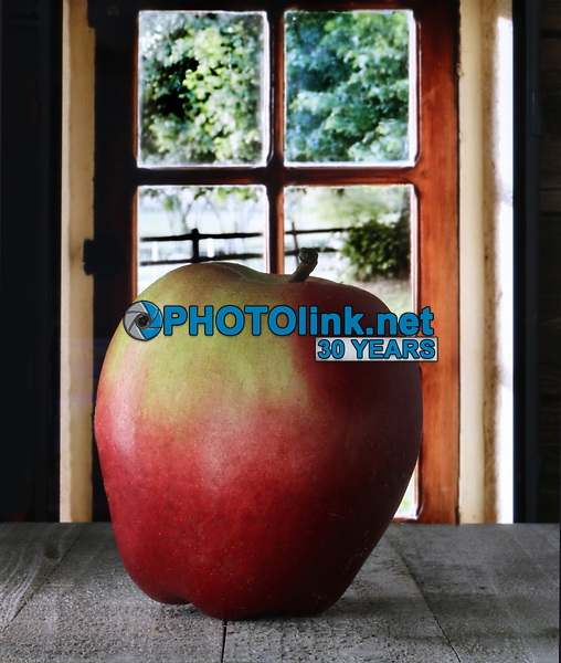 Apple<br /> Photo By Adam Scull/PHOTOlink.net