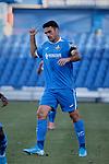 Getafe CF's Angel Rodriguez during Preseason match between Getafe CF and Crotone FC at Colisseum Alfonso Perez in Getafe, Spain. August 02, 2019. (ALTERPHOTOS/A. Perez Meca)