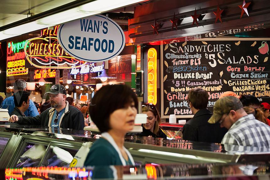 Reading Terminal Market, Philadelphia, PA, Pennsylvania, USA