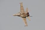 RAAF F/A-18B Hornet