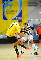 141108 National Futsal Championship - Capital v Northern