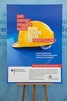 Bundesminister fuer wirtschaftliche Zusammenarbeit und Entwicklung, Dr. Gerd Mueller, CSU, und der Bundesminister fuer Arbeit und Soziales, Hubertus Heil, SPD, luden am Dienstag den 14. Juli 2020 in Berlin zu einer gemeinsamen Pressekonferenz ein, um die Ergebnisse des Monitorings im Rahmen des Nationalen Aktionsplans Wirtschaft und Menschenrechte (NAP) zu kommentieren.<br /> 14.7.2020, Berlin<br /> Copyright: Christian-Ditsch.de<br /> NUR FUER REDAKTIONELLE ZWECKE! Werbung nur auf Anfrage beim Fotografen. [Inhaltsveraendernde Manipulation des Fotos nur nach ausdruecklicher Genehmigung des Fotografen. Vereinbarungen ueber Abtretung von Persoenlichkeitsrechten/Model Release der abgebildeten Person/Personen liegen nicht vor. NO MODEL RELEASE! Don't publish without copyright Christian-Ditsch.de, Veroeffentlichung nur mit Fotografennennung, sowie gegen Honorar, MwSt. und Beleg. Konto: I N G - D i B a, IBAN DE58500105175400192269, BIC INGDDEFFXXX, Kontakt: post@christian-ditsch.de<br /> Bei der Bearbeitung der Dateiinformationen darf die Urheberkennzeichnung in den EXIF- und  IPTC-Daten nicht entfernt werden, diese sind in digitalen Medien nach §95c UrhG rechtlich geschuetzt. Der Urhebervermerk wird gemaess §13 UrhG verlangt.]