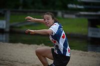 FIERLJEPPEN: IT HEIDENSKIP: 18-08-2021, ©foto Martin de Jong