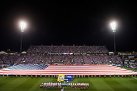 Columbus, Ohio - Friday, November 11, 2016: United States, Mexico, stadium during a USMNT vs Mexico WCQ at Mapfre Stadium. Mexico defeated the USA 2-1.