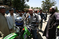 Day 2, we are stopped by local police and Ash shows his military press pass to get us on our way. What do war correspondences do on the holidays. 4 Kabul based journalists were the first westerners to ride motorcycles into the Wakhan corridor.the 12 day trip was full with dramas, breakdowns, arrests, crashes, yak riding and many miles. over 1200 kms they travelled and reached their desired destination of surhad e brogil deep in the wakhan corridor. location of the great game and once named the roof of the world.