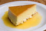 Flan, Tres Agaves Restaurant, San Francisco, California
