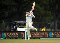 NZ captain Kane Williamson bats during day three of the second International Test Cricket match between the New Zealand Black Caps and Pakistan at Hagley Oval in Christchurch, New Zealand on Tuesday, 5 January 2021. Photo: Dave Lintott / lintottphoto.co.nz