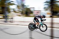 Christopher Juul-Jensen (DEN/BikeExchange)<br /> <br /> Final stage 7 (ITT) from San Benedetto del Tronto to San Benedetto del Tronto (10.1km)<br /> <br /> 56th Tirreno-Adriatico 2021 (2.UWT) <br /> <br /> ©kramon