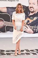 """Emily Atack<br /> arrives for the """"David Brent: Life on the Road"""" premiere at the Odeon Leicester Square, London.<br /> <br /> <br /> ©Ash Knotek  D3143  10/08/2016"""
