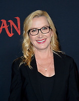 """LOS ANGELES, CA: 09, 2020: Angela Kinsey at the world premiere of Disney's """"Mulan"""" at the El Capitan Theatre.<br /> Picture: Paul Smith/Featureflash"""