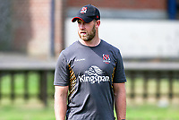 Friday 23rd July 2021; Willie Faloon during Ulster Rugby Pre-Season Training held at Pirrie Park, Belfast, Northern Ireland. Photo by John Dickson/Dicksondigital