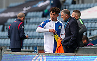 Blackburn Rovers' Tyrhys Dolan leaves the field in the second half<br /> <br /> Photographer Alex Dodd/CameraSport<br /> <br /> The EFL Sky Bet Championship - Blackburn Rovers v Nottingham Forest - Saturday 17th October 2020 - Ewood Park - Blackburn<br /> <br /> World Copyright © 2020 CameraSport. All rights reserved. 43 Linden Ave. Countesthorpe. Leicester. England. LE8 5PG - Tel: +44 (0) 116 277 4147 - admin@camerasport.com - www.camerasport.com
