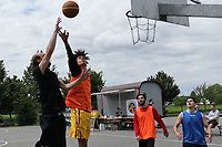 20.05.2017: Streetball-Turnier der Nauheimer Jugendförderung