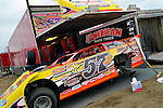 Feb 01, 2010; 3:47:24 PM; Gibsonton, FL., USA; The Lucas Oil Dirt Late Model Racing Series running The 34th annual Dart WinterNationals at East Bay Raceway Park.  Mandatory Credit: (thesportswire.net)