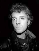 Peter Frampton 1981 Photo by Adam Scull-PHOTOlink.net