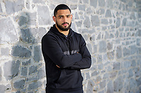 2019 02 21 Cameron Carter-Vickers, Fairwood training ground, Swansea, Wales, UK