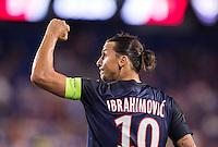 Fiorentina vs Paris Saint-Germain, July 21, 2015