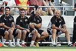 Bruce Grobbelaar on the bench for Ottawa