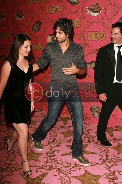 Adrian Grenier and guest<br />at the 2006 HBO Emmy After Party. Pacific Design Center, West Hollywood, CA. 08-27-06<br />Dave Edwards/DailyCeleb.com 818-249-4998