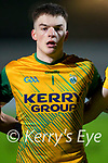 Sean Broderick, Kerry during the Munster Minor Semi-Final between Kerry and Cork in Austin Stack Park on Tuesday evening.