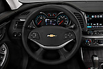 Car pictures of steering wheel view of a 2019 Chevrolet Impala 1LT Door Sedan Steering Wheel