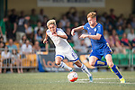 Leicester City vs Eastern during the Main tournament of the HKFC Citi Soccer Sevens on 22 May 2016 in the Hong Kong Footbal Club, Hong Kong, China. Photo by Lim Weixiang / Power Sport Images