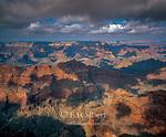 Sagittarius Ridge, Point Sublime, North Rim, Grand Canyon National Park, Arizona