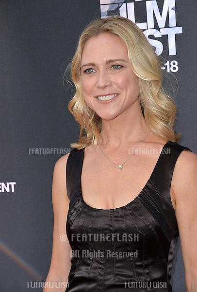 """Tracy Middendorf at the LA Film Festival premiere of MTV's """"Scream"""" at the Regal Cinema LA Live. <br /> June 14, 2015  Los Angeles, CA<br /> Picture: Paul Smith / Featureflash"""