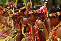 Images from the Book Journey Through Color and Time,the very traditional Yapese during a ceremony, Yap Micronesia a small island in the Pacific between Guam and Palau