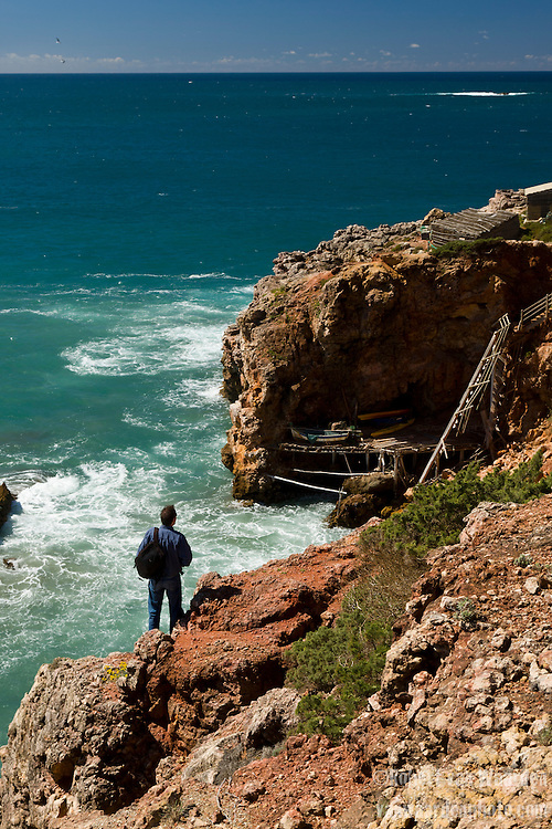 Bordeira headland, south West portugal
