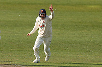 Daniel Lawrence of Essex appeals for a wicket during Worcestershire CCC vs Essex CCC, LV Insurance County Championship Group 1 Cricket at New Road on 30th April 2021