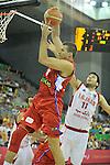 20140901. 2014 FIBA Basketball World Cup. Group Phase. Day 3.
