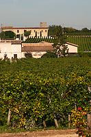 Chateau Cadet Pontet, just outside the village Saint Emilion
