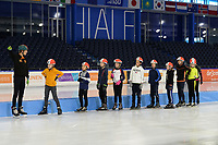SCHAATSEN: HEERENVEEN: 15-09-2020, IJsstadion Thialf, SK Schaatsacademie, ©foto Martin de Jong