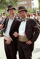 Montreal gay pride circa 2003