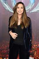 "LONDON, UK. November 17, 2019: Mylene Klass arriving for the ""Frozen 2"" European premiere at the BFI South Bank, London.<br /> Picture: Steve Vas/Featureflash"
