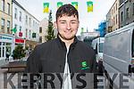 Padraig O'Connor from Abbeydorney