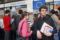- State University of Milan, open doors day for educational guidance..- Università Statale di Milano, giornata porte aperte per l'orientamento didattico