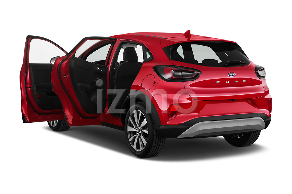 Car images of 2020 Ford Puma Titanium-X 5 Door SUV Doors