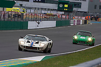 #15 ANDREW NEWALL - FORD GT 40 1965