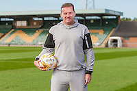"New Newport County AFC manager Graham Westley poses at Newport Stadium, after his first press conference for the club.<br /> Re: Newport County manager Graham Westley has defended his conduct after a row that saw club secretary Graham Bean leave after just three weeks.<br /> He left Newport as he ""cannot work"" with Westley.<br /> ""Any business that goes on between me and the football club is business between me and them,"" Westley said.<br /> Bean says he quit the club because of the rift with Westley, who was appointed in October, but the manager says Bean was dismissed.<br /> The club confirmed Bean's departure, but declined to comment further."