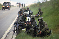 - NATO Exercises in Germany, Canadian troops (October 1984)<br /> <br /> - Esercitazioni NATO in Germania, truppe Canadesi (Ottobre 1984)