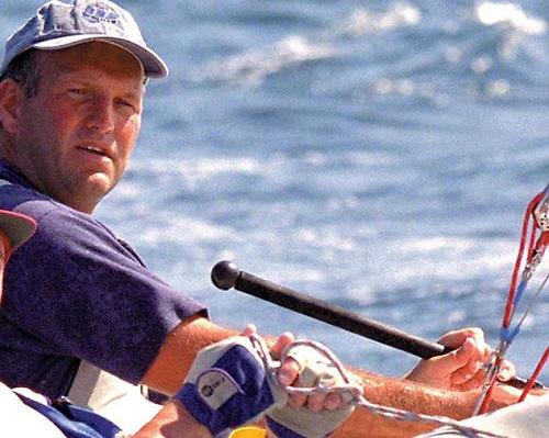 Mark Mansfield of Crosshaven was overall winner in 1999
