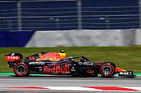 #11 Sergio Perez, RedBull Racing, Honda. Formula 1 World championship 2021, Styrian GP 2021, 26 June 2021<br /> Photo Federico Basile / Insidefoto