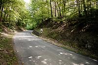 Rue de Pécrot along the Brabantse Pijl Route<br /> <br /> Cycling in Flanders (BEL)<br /> cycling hotspots in Brabant<br /> <br /> ©kramon