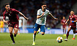 Argentina's Piti Martinez  during the International Friendly match on 22th March, 2019 in Madrid, Spain. (ALTERPHOTOS/Manu R.B.)