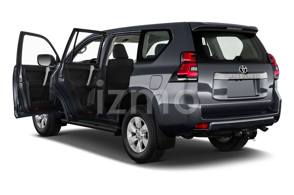 Car images of 2021 Toyota Land-Cruiser-150 Country 5 Door SUV Doors