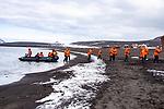 Landing On Decption Island