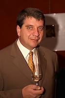 Francisco Zunino, Executive Secretary of INAVI, Montevideo, Uruguay, South America Uruguay wine production institute Instituto Nacional de Vitivinicultura INAVI